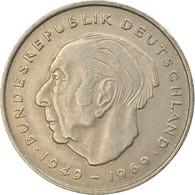 Monnaie, République Fédérale Allemande, 2 Mark, 1971, Karlsruhe, TTB - 2 Mark