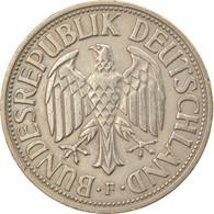 Monnaie, République Fédérale Allemande, Mark, 1950, Stuttgart, TTB - 1 Mark