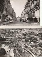 ORLEANS - 2 CPSM : Rue De La République - Orleans
