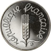 Monnaie, France, Épi, Centime, 1999, Paris, Proof, FDC, Stainless Steel - A. 1 Centime