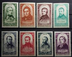 FRANCE Yv N°795/802 Centenaire De La Révolution De 1848. (8 Valeurs) Neuf** MNH - Nuovi