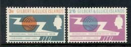 Gilbert & Ellice Is 1965 ITU MLH - Gilbert & Ellice Islands (...-1979)