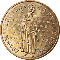 Monnaie, France, 10 Francs, 1987, Paris, SPL, Nickel-Bronze, Gadoury:820 - K. 10 Franchi