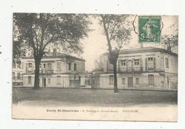 Cp , 31 , TOULOUSE , école SAINT STANISLAS , Voyagée - Toulouse