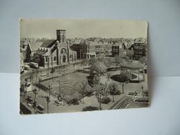 MALO LES BAINS Ancienne Commune Département Du Nord, Dans L'agglomération De Dunkerque 59 NORD PLACE TURENNE CPSM 1964 - Malo Les Bains
