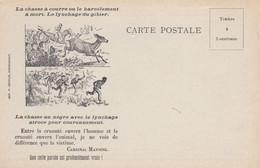 Carte Postale ,, SOCIETE PROTECTRICE DES ANIMAUX ,, - Organizations
