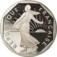 Monnaie, France, Semeuse, 2 Francs, 2001, Paris, Proof, FDC, Nickel - I. 2 Francs
