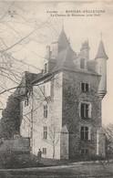 (SV3) CORREZE ,  ROSIERS-D' EGLETONS , Le Château De Maumont - Egletons