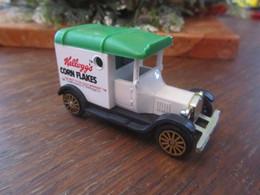 CR73 Corgi, Van Ford T Kellog's Corn Flakes, 7 Cm - Pubblicitari