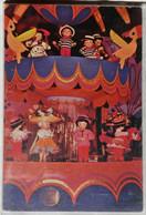 ITS A SMALL WORLD Walt Disney World #0111-0358 Blue Back Posted In Canada 1989 EX - Disneyworld