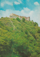 Romania - Postal Stationery Postcard Used 1976 -  Poenari Fortress From Arges Gorges  - 2/scans - Enteros Postales
