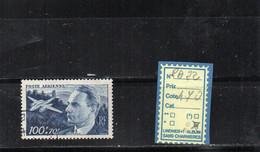 PA. Oblitéré - N°22 - 1927-1959 Matasellados