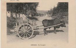 REUNION - UN TRANSPORT - Sonstige