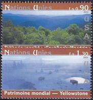 UNO GENF 2003 Mi-Nr. 473/74 ** MNH - Nuevos
