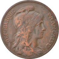 Monnaie, France, Dupuis, 10 Centimes, 1904, Paris, TTB, Bronze, Gadoury:277 - D. 10 Centimes
