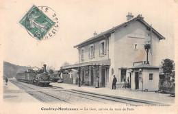 Coudray Montceaux - La Gare - Sonstige Gemeinden