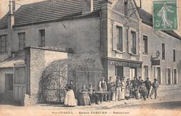 Ris Orangis - Restaurant - Maison Chartier - Ris Orangis