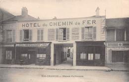 Ris Orangis - Hôtel Du Chemin De Fer - Maison Guillaumin - Ris Orangis