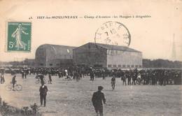 Issy Les Moulineaux - Champ D'aviation - Les Hangars à Dirigeables - Issy Les Moulineaux