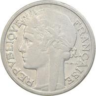 Monnaie, France, Morlon, 2 Francs, 1945, Beaumont - Le Roger, TB+, Aluminium - I. 2 Francs