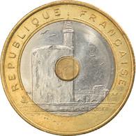 Monnaie, France, Jeux Méditerranéens, 20 Francs, 1993, Paris, SPL - L. 20 Franchi