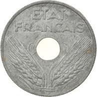 Monnaie, France, État Français, 20 Centimes, 1944, Paris, SUP, Zinc - E. 20 Centesimi