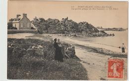 73  PORT-BLANC  La Petite Plage De Roc'hannic. - Andere Gemeenten