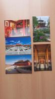 Beijing:Taihe Gate Square,...5 Postcards - China