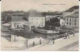 81- 70654   -      MANSLE   -   Le Moulin - Mansle