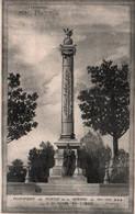 CPA - St MICHEL-en-L'HERM - Monument Aux Morts Guerre 14/18 … (maquette Projet) - Monumentos A Los Caídos