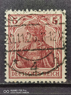 Deutsche Reich Mi-Nr. 140 C Gestempelt Geprüft - Gebraucht