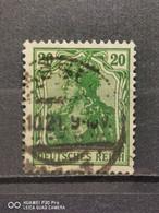 Deutsche Reich Mi-Nr. 143 B Gestempelt Geprüft - Gebraucht