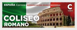 Spanje / Spain - Postfris / MNH - Wereldwonderen Colosseum 2021 - 2011-... Unused Stamps