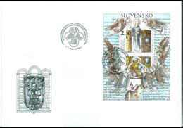 Slowakije / Slovakia - Postfris / MNH - FDC Sheet Aartsbisschop Van Moravia 2020 - Neufs