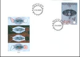 Slowakije / Slovakia - Postfris / MNH - FDC Corona / Covid-19 2020 - Neufs