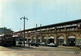 N°9436 R -cpsm Autobus Saviem -gare De Villemomble- - Buses & Coaches