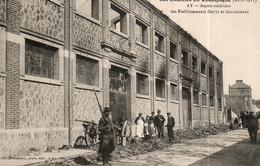 51 AY EN CHAMPAGNE  LES EMEUTES 1911 - Ay En Champagne