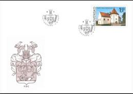 Slowakije / Slovakia - Postfris / MNH - FDC Kasteel 2020 - Neufs