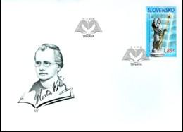 Slowakije / Slovakia - Postfris / MNH - FDC St. Adalbert Trnava 2020 - Neufs