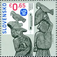 Slowakije / Slovakia - Postfris / MNH - Joint-Issue Met Mongolië 2020 - Neufs