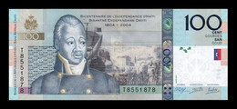 Haiti 100 Gourdes Commemorative 2014 Pick 275e SC UNC - Haiti