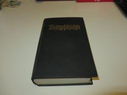 WELTGESCHICHTE  Von  LEOPOLD Von RANKE - Unclassified