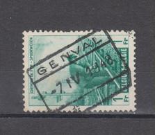 COB 273 Oblitération Centrale GENVAL - 1942-1951