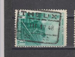 COB 273 Oblitération Centrale THEUX - 1942-1951
