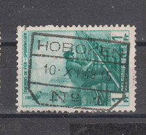 COB 273 Oblitération Centrale HOBOKEN - 1942-1951