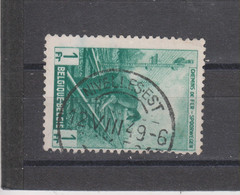 COB 273 Oblitération Centrale NIVELLES-EST - 1942-1951
