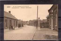 Sint Huibrechts Lille /  Gemeentehuis - ( + Fr. ) ( Préaux ) - Neerpelt