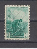 COB 273 Oblitération Centrale ERPE-MERE - 1942-1951