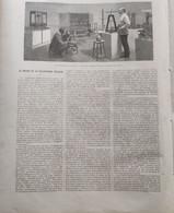 1895 LE MÉTRE ET KILOMGRAMME ÉTALON - LA BALANCE RUPRECHT - LE COMPARATEUR UNIVERSEL - Ref: ILL Zurt D - Magazines - Before 1900