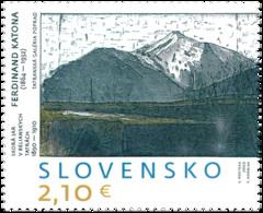 Slowakije / Slovakia - Postfris / MNH - Kunst 2020 - Neufs